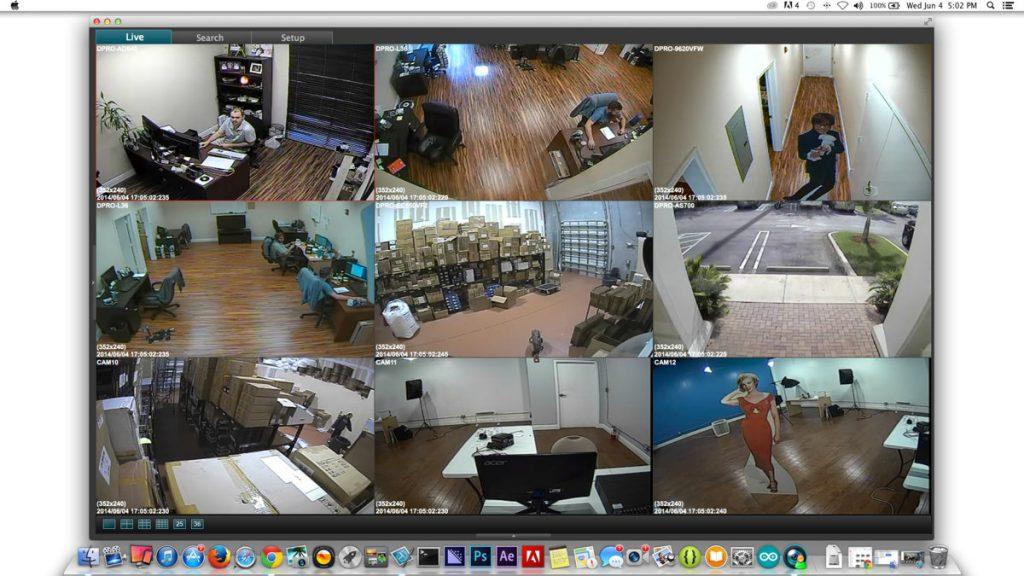 Videovigilancia (CCTV)