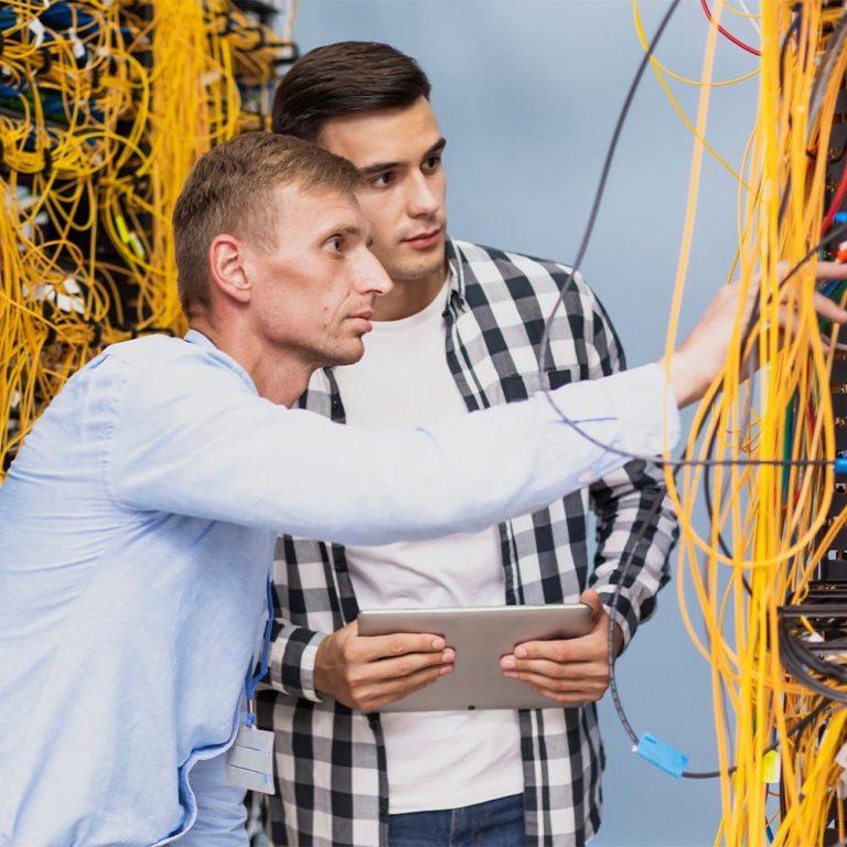 Instalaciones de Redes Sevilla Systems