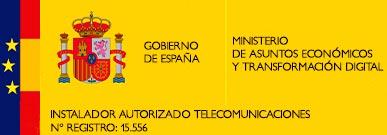 instalador autorizado de telecomunicaciones